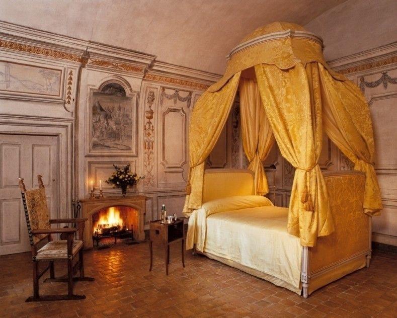 Cama con dosel rabe im genes y fotos - Decoracion marroqui dormitorios ...