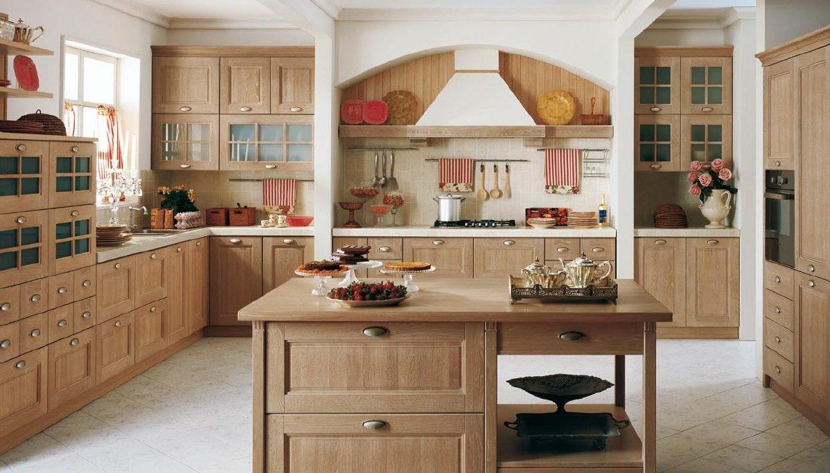 Cocina de estilo cl sico im genes y fotos for Estilos de cocinas
