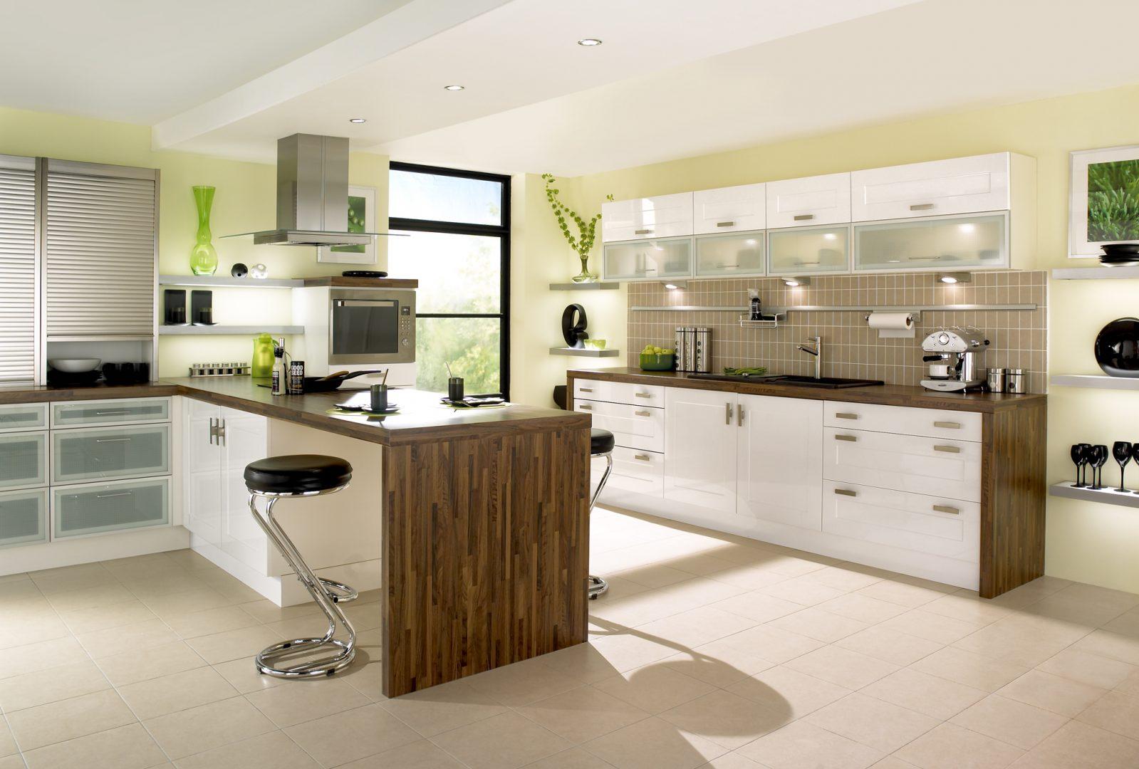 Cocina moderna im genes y fotos for Cocinas modernas apartamentos
