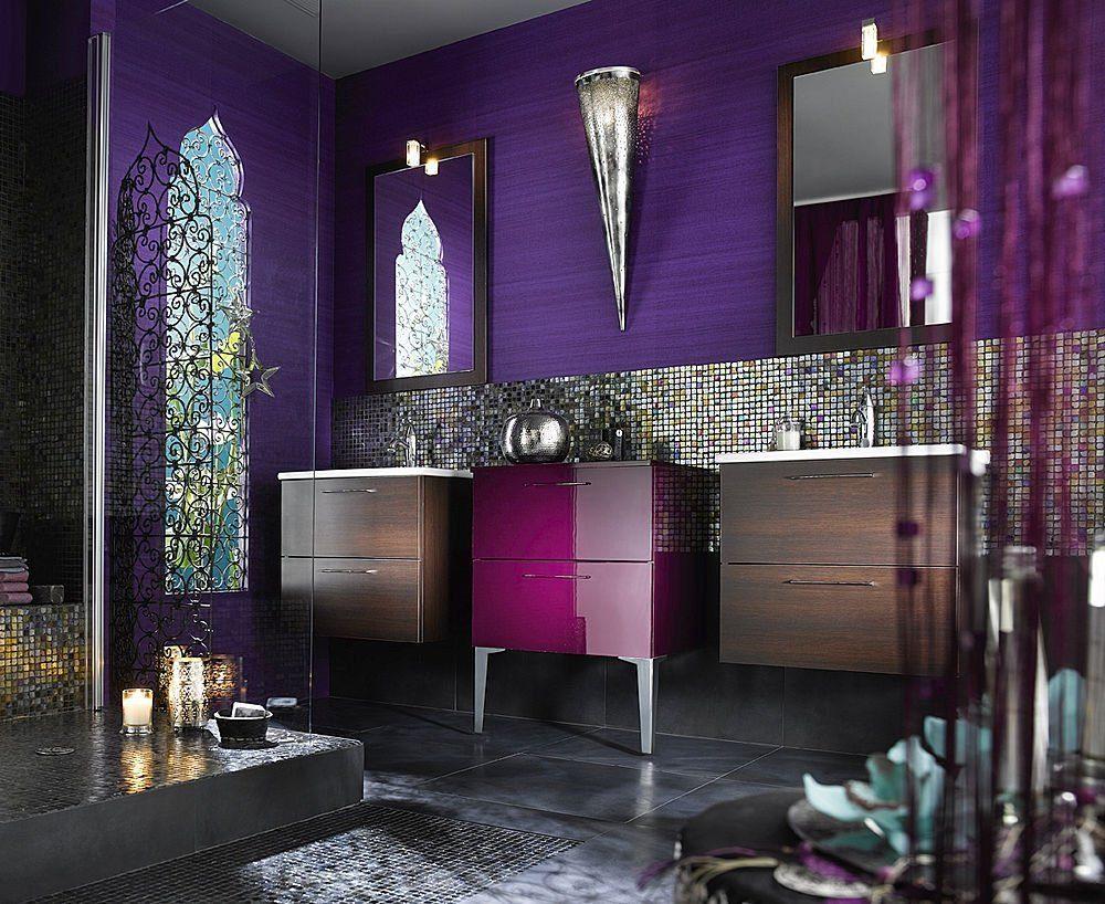 cuarto de ba o rabe im genes y fotos. Black Bedroom Furniture Sets. Home Design Ideas