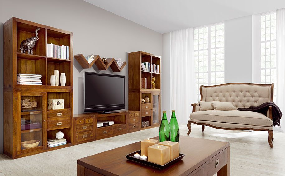 galer a de im genes decoraci n colonial. Black Bedroom Furniture Sets. Home Design Ideas