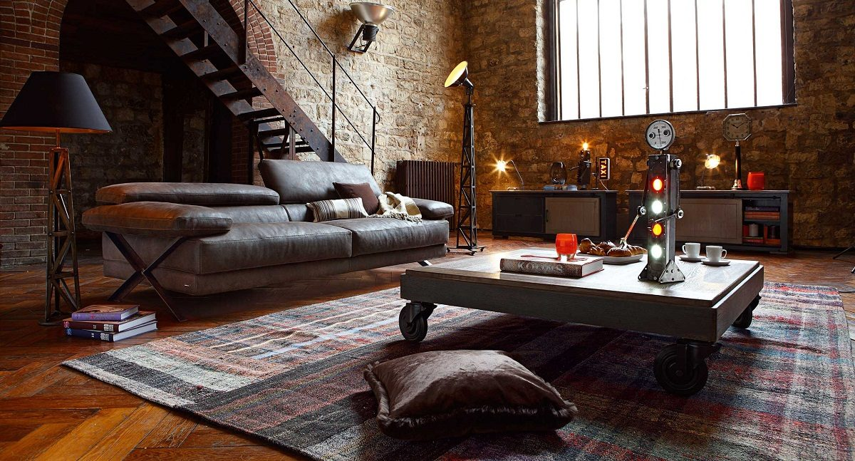 Decoraciu00f3n loft