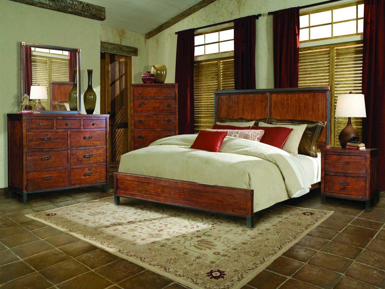 Log Furniture North Carolina