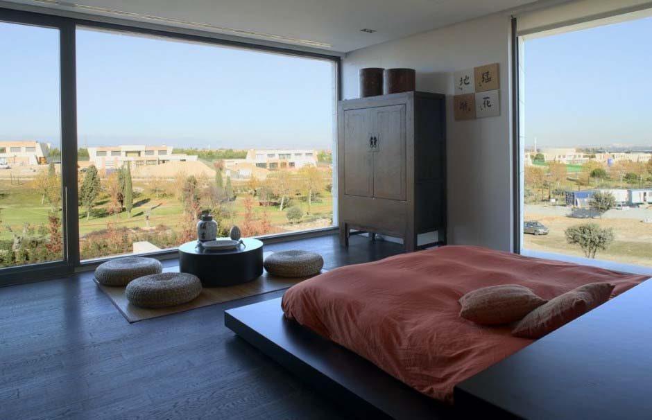 Habitaci n con decoraci n zen im genes y fotos - Habitacion estilo zen ...