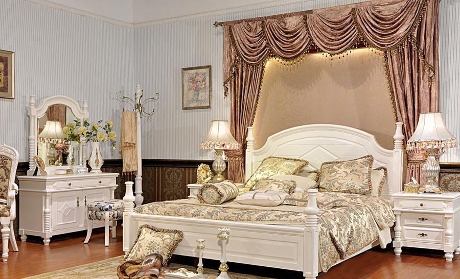 Habitaci n de estilo franc s im genes y fotos for Decoracion de interiores estilo clasico
