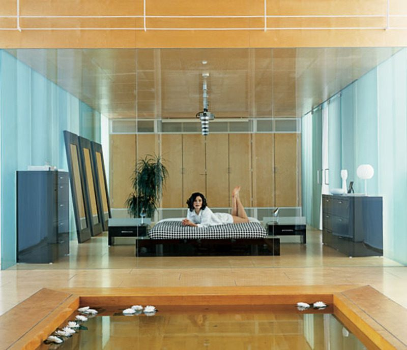 Habitaci n de estilo japon s im genes y fotos - Habitaciones estilo japones ...