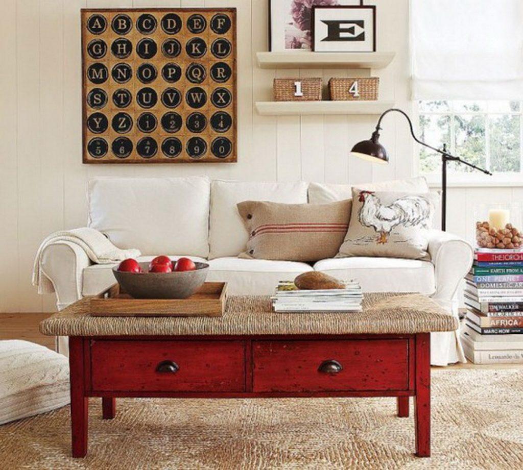 mesa de centro vintage estilos de decoracin