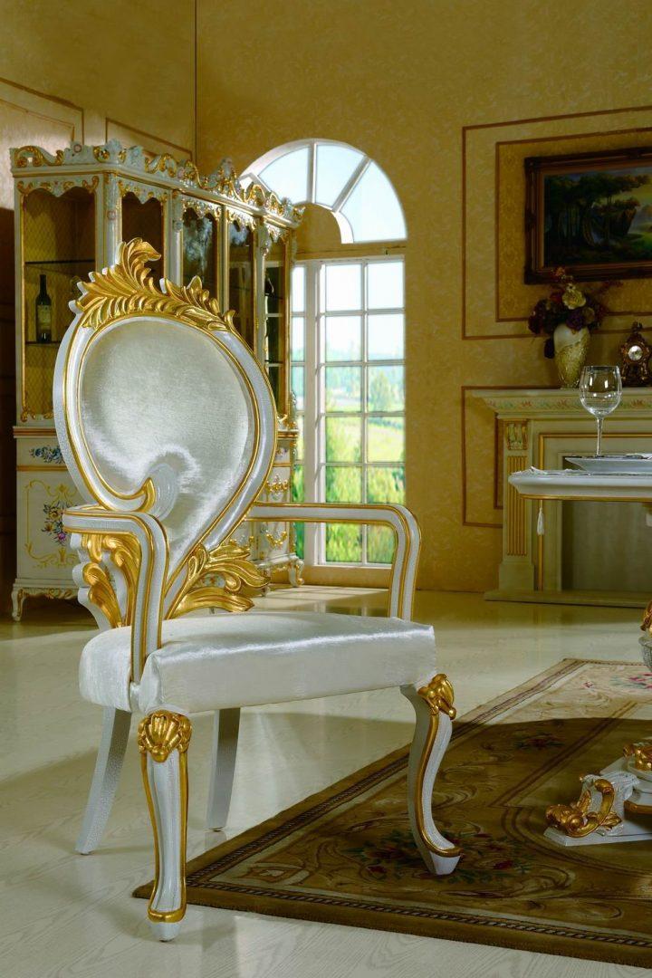 Galer a de im genes decoraci n barroca - Muebles estilo barroco moderno ...