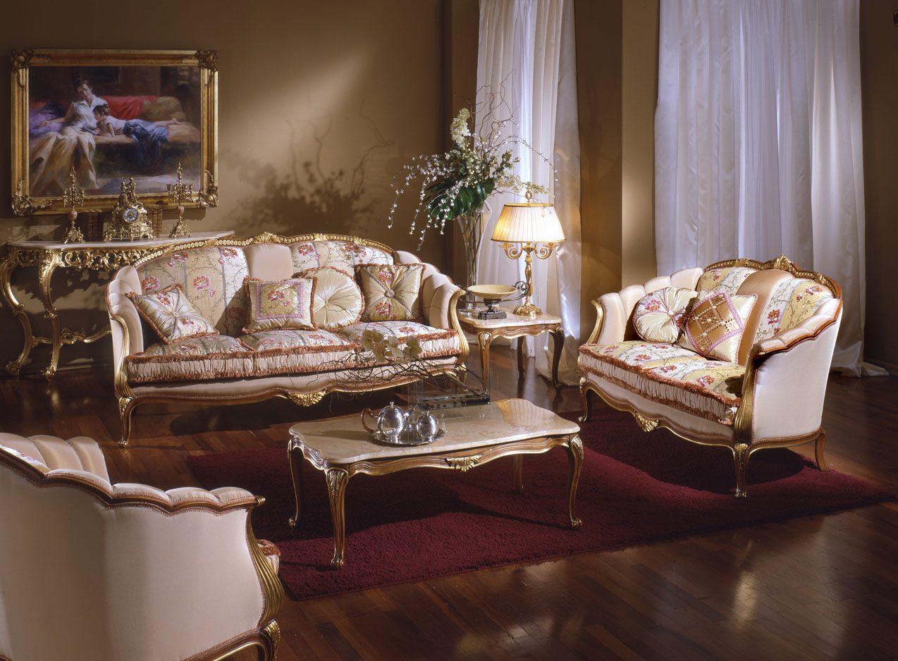 Sof s de estilo franc s im genes y fotos - Sofa con estilo ...